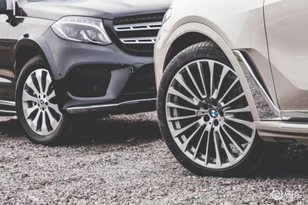 【图文】针尖对麦芒 BMW X7强强对话奔驰GLS