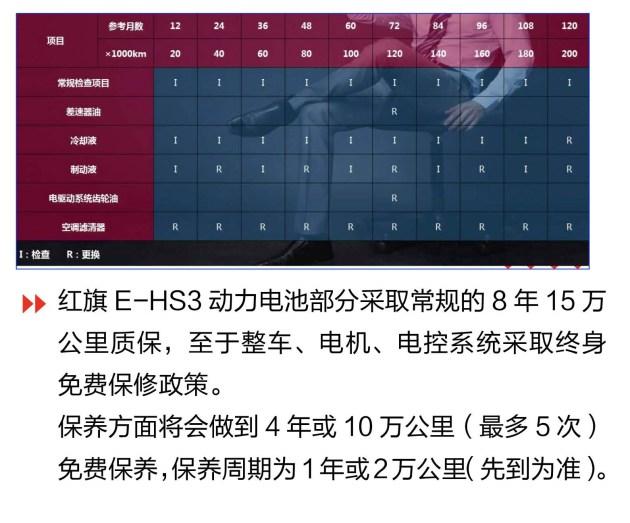 红旗E-HS3首款纯电SUV上市  综合续航377km