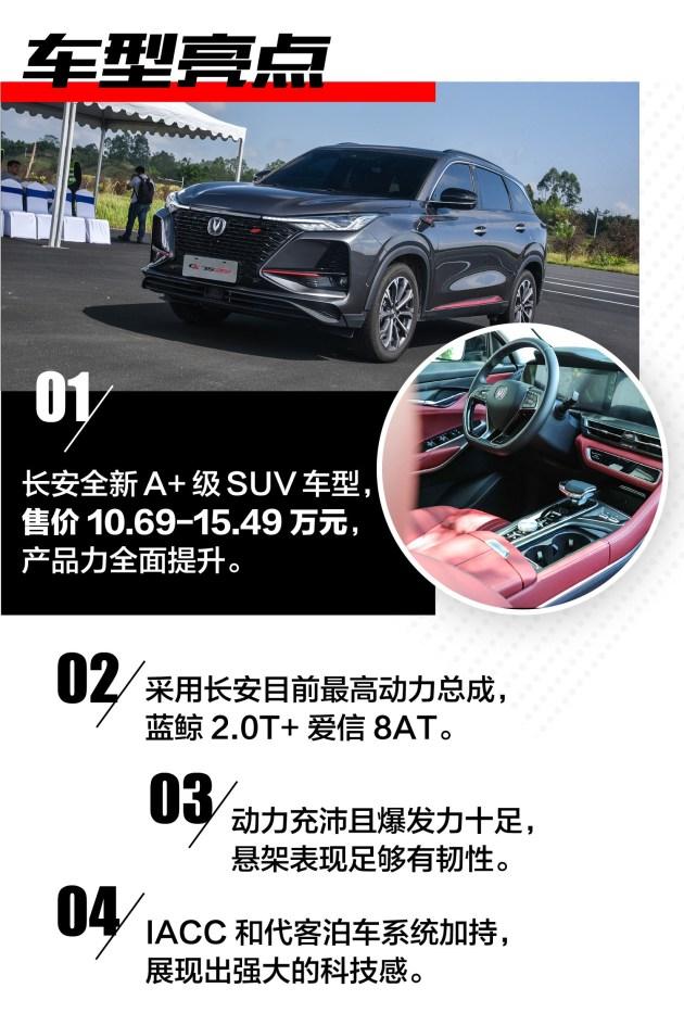 """7.5秒""""破百""""  同级SUV还有谁? 深度测试长安CS75PLUS"""