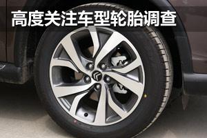 近期重点新车轮胎调查(15)