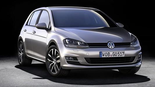 车身轻量化 第七代高尔夫官方发布