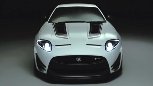 新一代极速猛兽 捷豹全新跑车XKR-SGT