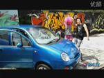 奇瑞QQ汽车在国外的精彩电视广告