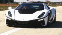 2016款GTA Spano超级跑车 2.9秒破百