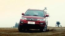 中型SUV长安CX70 车型配置详细解析