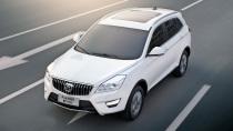 北汽威旺S50城市家用SUV 配1.5T发动机