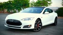特斯拉Model S P85D 动力更强劲