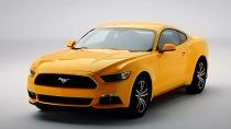 福特Mustang GT V8发动机性能极致