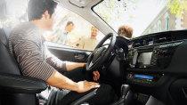 丰田卡罗拉配备车载蓝牙 反应超灵敏