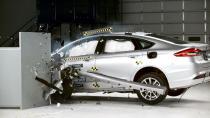 2017款福特蒙迪欧 IIHS正面25%碰撞