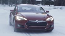 2016款特斯拉Model S 外观轻微调整
