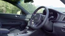 全新起亚K5旅行车GT版 内饰细节展示