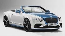 宾利欧陆GT V8 S敞篷 Mulliner定制版