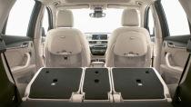 2016款华晨宝马X1 后备厢容积最大1650L