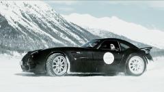 敞篷跑车威兹曼Roadster 雪地纵情驰骋