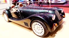 2016款摩根Plus 8 搭载宝马V8引擎