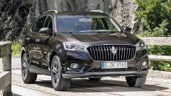 宝沃BX7德系SUV 解析车型配置亮点