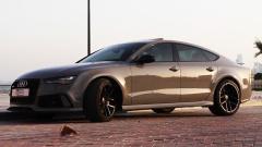 极速先生 2017款奥迪RS7 Sportback
