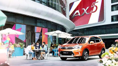 8.97万起售 东风风神AX5小型SUV来袭