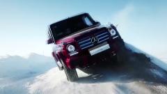 2017梅赛德斯-奔驰冰雪对决 激情四溢