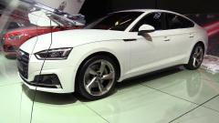 2017芝加哥车展 新奥迪A5 Sportback