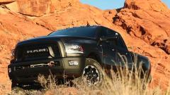 2017款Ram Power Wagon 离地间隙36.3cm