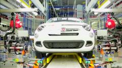 探秘工厂 2017款菲亚特500X生产全过程