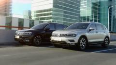 上汽大众全新途观L车型解析 智能科技