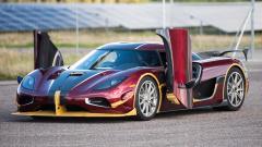 科尼赛克Agera RS 0-400-0km/h破纪录