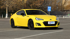 2017款 斯巴鲁BRZ 2.0i 手自一体 type-RS黄色特装版