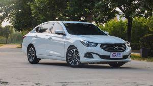 2016款 传祺GA6 235T 自动 豪华版