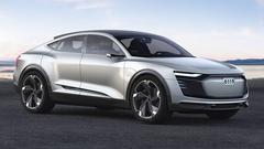 跨界SUV 奥迪e-tron Sportback概念车