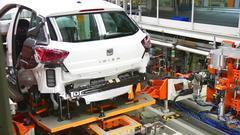工厂探秘 西雅特伊比飒生产运输全过程