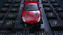 捷豹F-Type SVR引擎声销魂 575超大马力