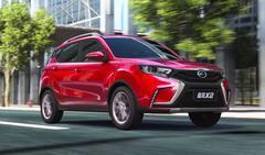 新青年SUV陆风X2 预售价6.66万-8.88万