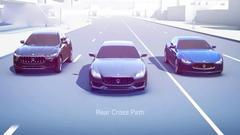Levante/总裁/Ghibli 高级驾驶辅助系统