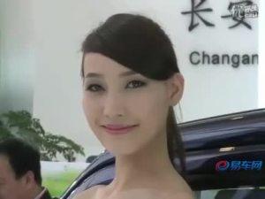 铃木北斗星甜美模特