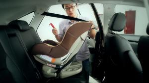 儿童安全座椅安装解读