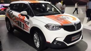 中华V3高性能智控SUV