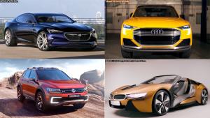 十款热门未来概念车