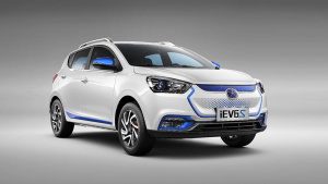 江淮iEV6S纯电动SUV