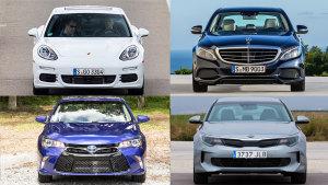 十大混合动力车排行榜