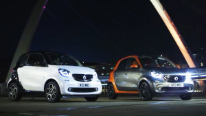 smart fortwo/forfour灵巧