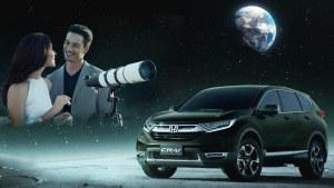 2017款本田CR-V七座版