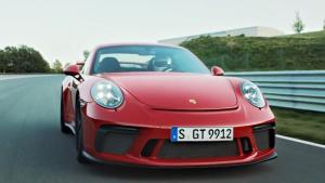 保时捷911 GT3公路狂飙