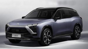 蔚来ES8高性能纯电动7座SUV