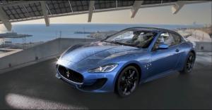 全新玛莎拉蒂GT sport