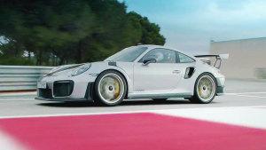 保時捷911 GT2 RS超大马力