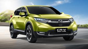 全新本田CR-V上市