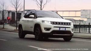 全新Jeep指南者专业级SUV